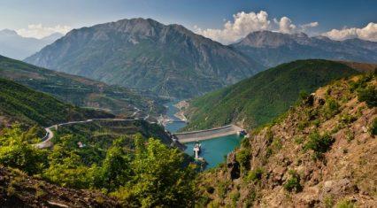 albania hydropower